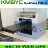 A3 크기 디지털 평상형 트레일러 작은 UV 인쇄 기계