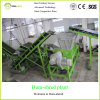 Dura-Shred Good Quality Double Shaft Shredder per Tire (TSD1651)