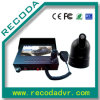 PTZ inteiro Camera DVR e Monitor System para Police Car