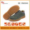 Únicas sapatas de segurança macias das senhoras para o trabalho atlético RS811