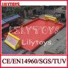 Campo di football americano di Lilytoys Customized Red Color Inflatable Soap con Water (J-SG-027)