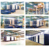 Tianyi Hotsale 수직 합성 샌드위치 EPS 콘크리트 블록 기계