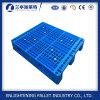 Pálete de plástico rackável de suporte sólido resistente