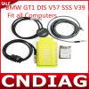 Het recentste Kenmerkende Hulpmiddel voor BMW Gt1 PRODis V57 SSS V39 paste Alle Computers