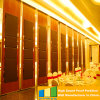 Gewebe Wooden Wall, MDF Partition Wall für Banquet Hall