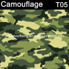Autoadesivo Bomb Camouflage Film per Car, 3 Layers Protection