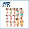 Swimwear треугольника Бикини Beachwear для женщин/повелительницы