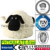 Scottare la prova dell'ustione evitano lo scaldino della teiera del manicotto della tazza del giocattolo delle pecore accogliente