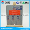 플라스틱 특별한 주문을 받아서 만들어진 PVC는 커트 카드를 정지한다