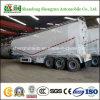 Tri-Axle Dry Bulk Cement Tanker Truck Trailers con Air Compressor