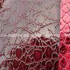 Decorazione dal PVC Synthetic Leather Hw-762