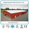 Almacén industrial de la fabricación de la estructura de acero del diseño ligero de la construcción para la venta