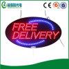 Signe libre du signe LED de la livraison de LED (HSF0070)