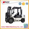 China Vmax 2 Tonnen-Leuchte-Gabelstapler-hydraulischer Dieselförderwagen