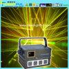 2g SD Cardの1W RGB Full Color Ilda ProgrammableレーザーLight
