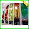 Bandera de la exhibición de la sublimación de la impresión del PVC de la promoción