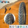 Nuevo Pattern de Natural Rubber Motorcycle Tire