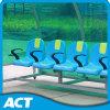 Bench Reproductor portátil con asiento individual de plástico