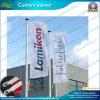 Drapeau de Coporation avec les crochets en plastique, drapeau fait sur commande (NF02F06022)