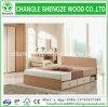 Heißer Verkaufs-modernes hölzernes einzelnes Bett