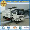 Carro de la limpieza de la calle del barrendero 5m3 del vacío de las ruedas de Dongfeng 6