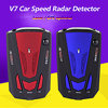 Fábrica Direct Price Early Warning V7 Anti Police Speed ​​Gun Detector de radar de carro