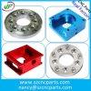 Al6061, Al6063, Al7075, pièces en acier en métal Al5052 utilisées pour automatique/espace/robotique