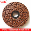 Diameter 125mm Edge Diamond Polishing Pads