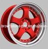 Modelo da roda de carro L002 da liga