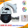 mini fournisseurs d'appareils-photo de télévision en circuit fermé du dôme PTZ de vitesse de 1080P Ahd
