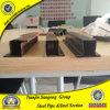28mm/29mm/34mm/38mm Ltz Window Section Steel Pipe