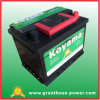 Fabbrica Standard europeo Mf Germania Car Auto Battery 55559-Mf--55ah, 12V
