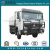 Sinotruk HOWO 6X6 Al Vrachtwagen van de Stortplaats van de Aandrijving van het Wiel 18m3