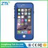 Caja impermeable azul del teléfono móvil de Lifeproof para el iPhone 6 5.5inch más