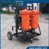 Carro del filtro de aceite de motor de la fuente de Ayater que recicla la máquina Lyc-B