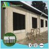 Tarjeta ligera de la pared del cemento de la fibra para la casa