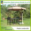 昇進の広告の屋外のテラスの庭の傘