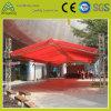 Leistungs-Aluminiumstadiums-Quadrat-Schrauben-Abstecken-Binder mit Kabinendach-Dach-Binder-System