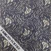 100%Nylon花弁パターンデザインレースファブリック