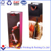 Form-Wein-Packpapier-fördernder Beutel für Einkaufen-verpackengeschenk-Paket