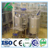 Terminar la cadena de producción fresca de leche