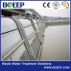 Hiaat 15100mm van het net het Ruwe Scherm 304mechanical voor het Pompstation van het Afvalwater