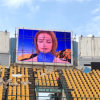 높은 광도 영상 벽을%s 가진 옥외 풀 컬러 발광 다이오드 표시