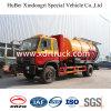Abwasser-Absaugung-LKW des speziellen Zweck-8.5cbm