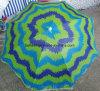 Напольный зонтик Sun зонтика пляжа цветастый