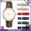 Precio blanco del reloj del cuarzo de las señoras de las mujeres de la elegancia de la manera de la aleación de la correa de reloj del último diseño Yxl-578