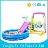 Nuova trasparenza dell'interno di plastica dei giocattoli dei capretti con il raggruppamento di acqua gonfiabile del raggruppamento della sfera con il grande prezzo