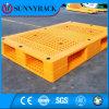 창고 깔판 벽돌쌓기를 위한 두 배 직면된 Rackable HDPE 플라스틱 깔판