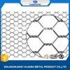 Compensation hexagonale tissée de stuc de fil