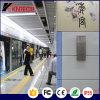 Нержавеющая сталь телефона Publice лифта авиапорта с одним кнопка